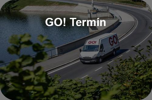Mezinárodní expresní přeprava zásilek - GO! Termín