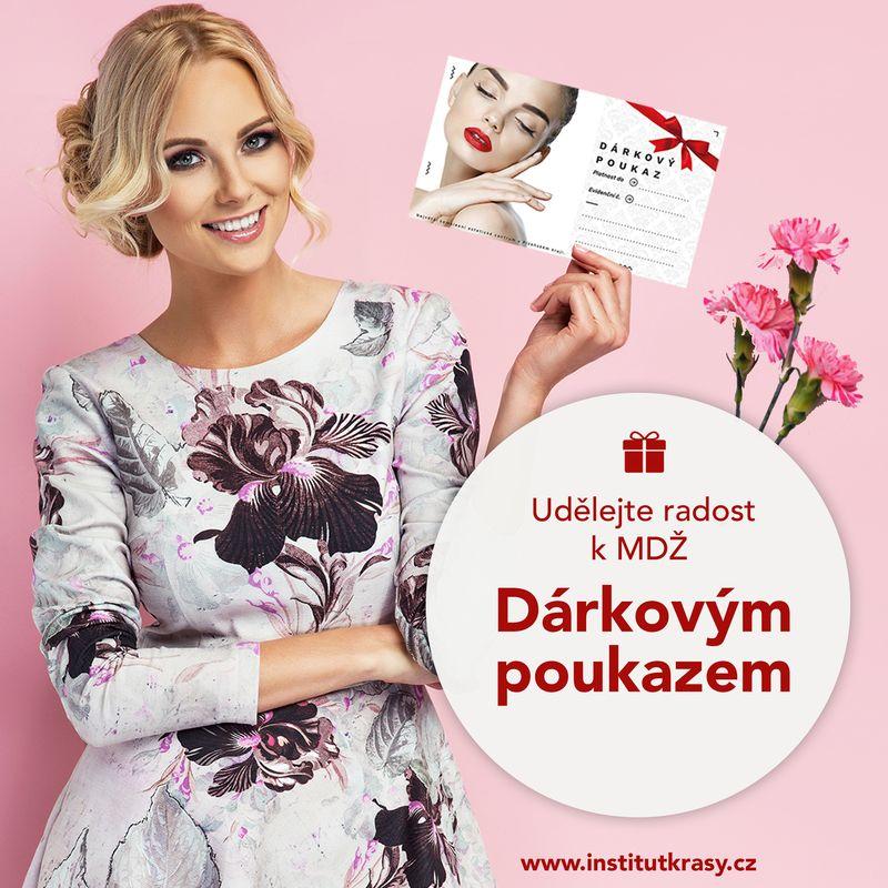 Dárek pro ženy k MDŽ - Mezinárodnímu dni žen ze Salonu Andělské krásy
