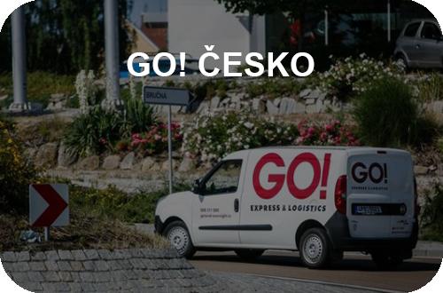 Mezinárodní expresní přeprava zásilek - GO! ČESKO