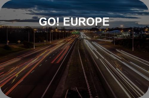 Mezinárodní expresní přeprava zásilek - GO! EUROPE
