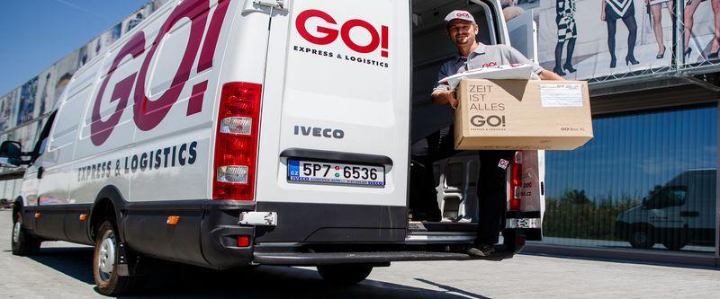 S GO! Express & Logistics Vaše zásilky nerozmrznou!