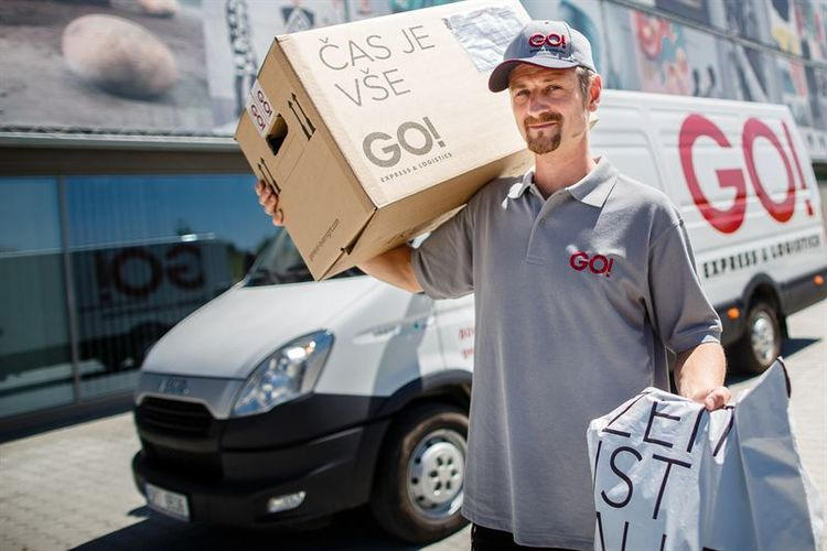 S GO! Express & Logistics - vaše zásilky nerozmrznou