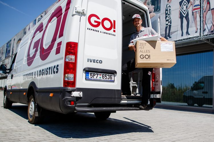 S GO! - Vaše zásilky nerozmrznou!