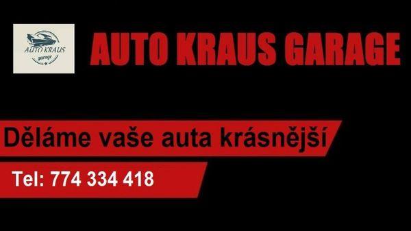 AUTO KRAUS GARADE DETAILING Plzeň Jih