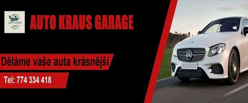 Marketing-Info Plzeň doporučuje Detailing Auto Kraus Garage