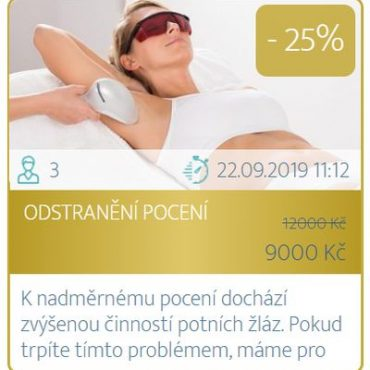 Dny plné slev v Medical Institut Plzeň -