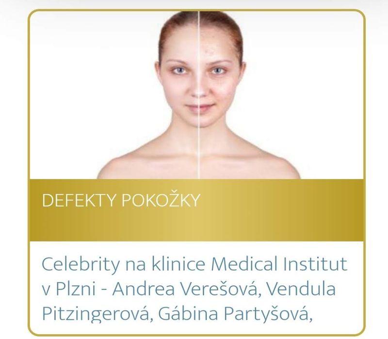 Podzimní akce Medical Institutu Plzeň - top nabídky