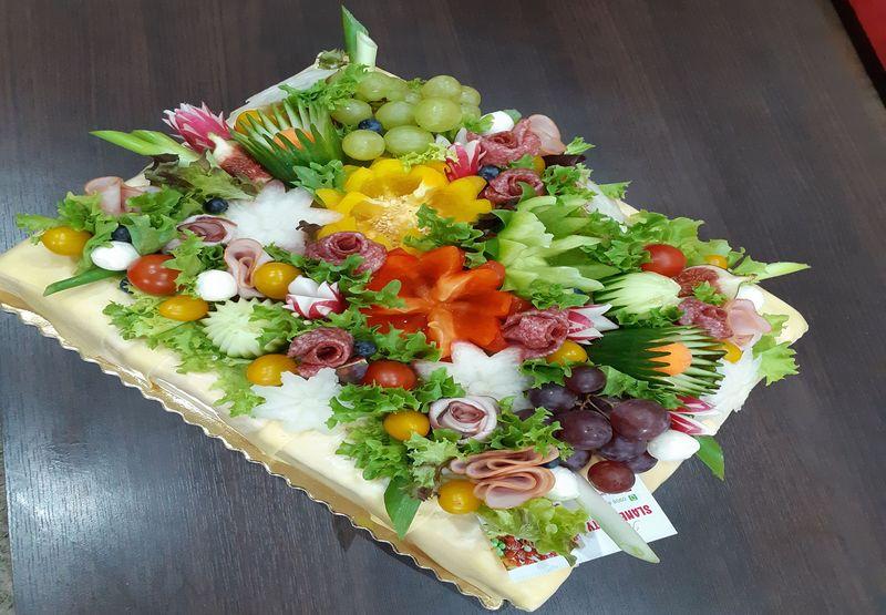 Originalne slané torty Košice - pre vás