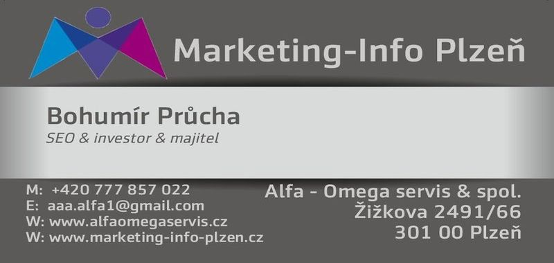 SEO specialista Plzeň