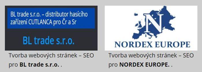 SEO webových stránek Plzeň