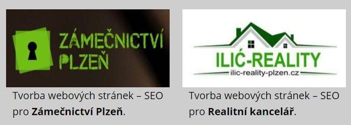 SEO webových stránek. v Plzni