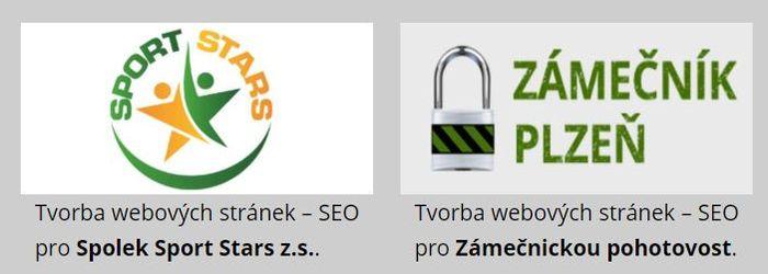 SEO webových stránek