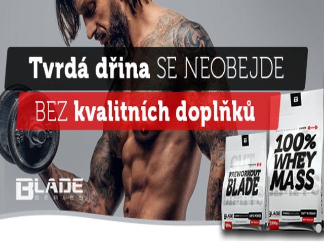 Sportovní výživa Pavel Tramota Plzeň