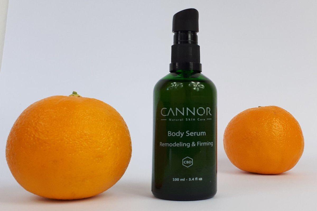 Tělové sérum - Cannor