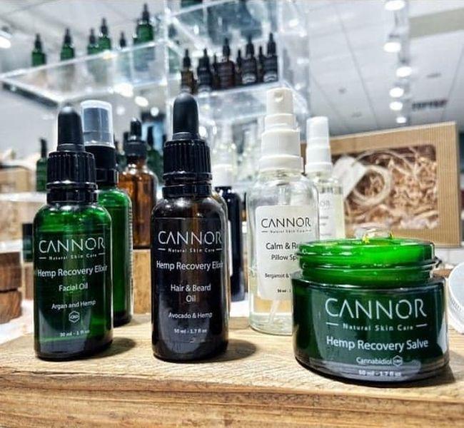 CANNOR - Eshop s přírodní konopnou kosmetikou s CBD