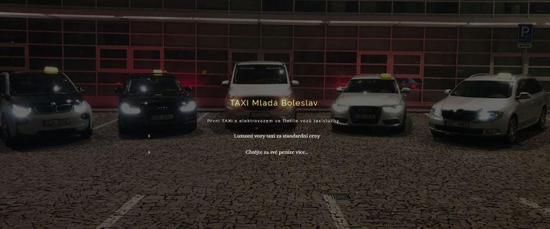 TAXI - PROFI TAXI MB - taxislužba Mladá Boleslav NonStop