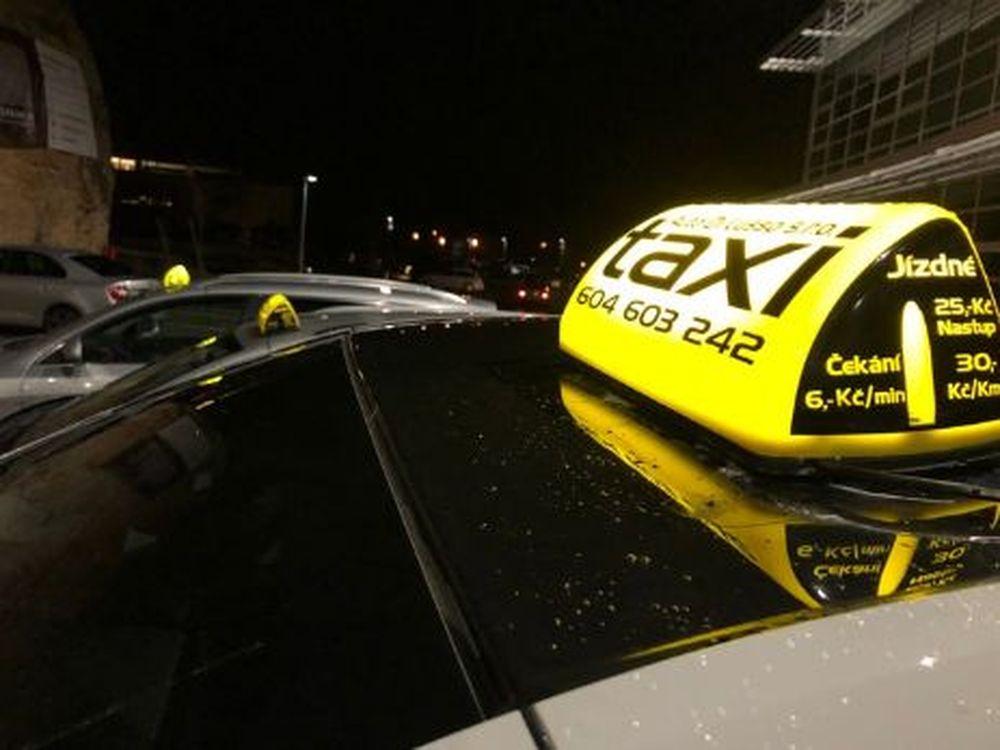 TAXI - PROFI TAXI MB - taxislužba v Mladé Boleslavi