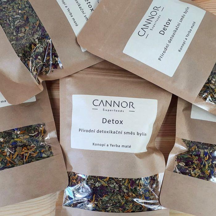 DETOX čaj pro podporu imunity