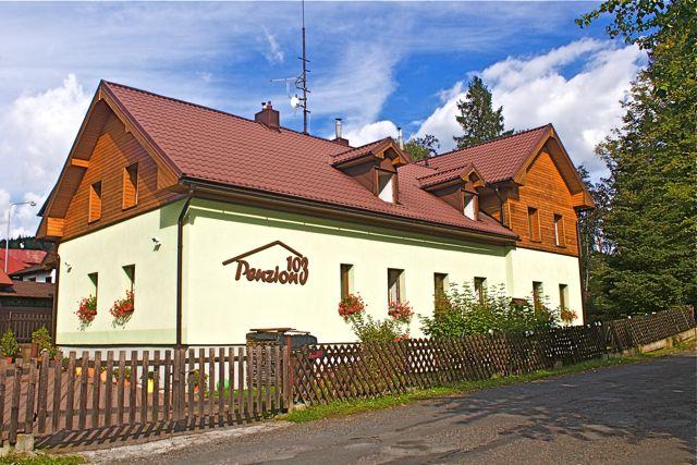 Penzion103 - Železná Ruda - levné ubytování