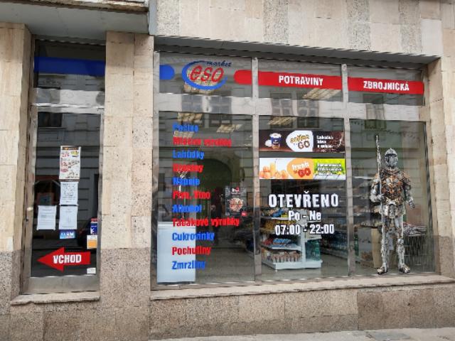 Potraviny Zbrojnická Plzeň - plzeňáci - pomůžeme všem