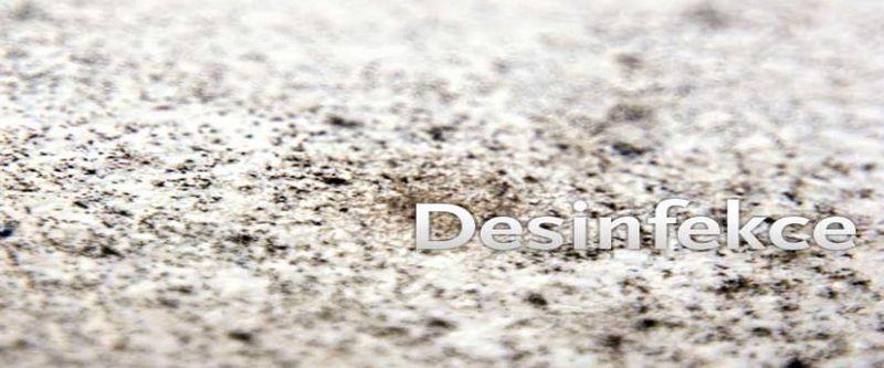 DESINSEKTA- NOVINKY V DESINFEKČNÍCH METODÁCH - SPOLU TO DÁME
