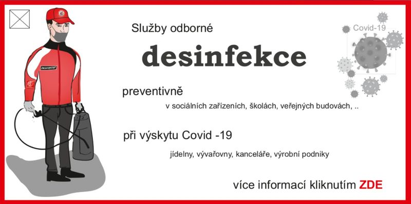 DESINSEKTA - služby odborné desinfekce Plzeň