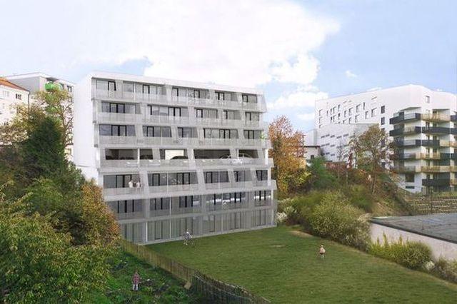 Nové byty U Ježíška Plzeň