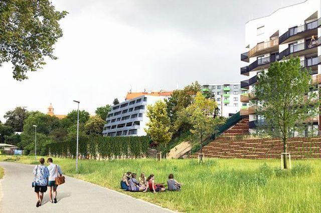 Nové byty v Plzni U Ježíška - prodej bytů Plzeň
