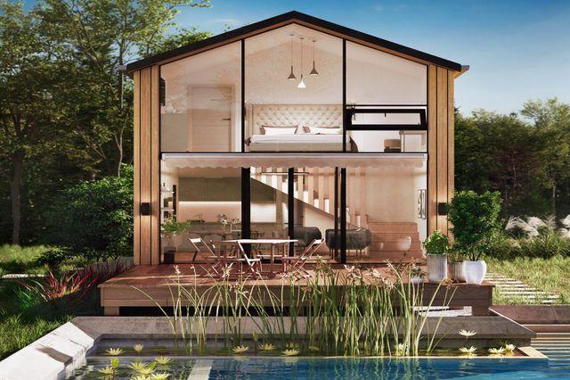 Prodej nemovitostí - Green Resort Slapy - apartmány a chaty