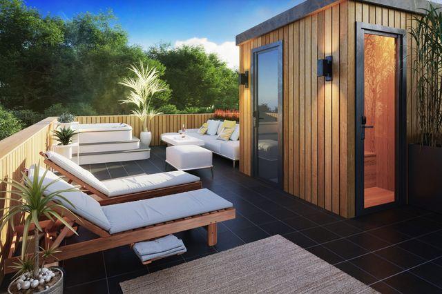 Prodej nemovitostí - Green Resort Slapy - apartmány