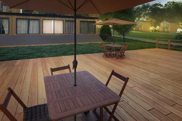 Rezidence Slapy - Prodej 15 chat a 6 apartmánů - Finance a Reality