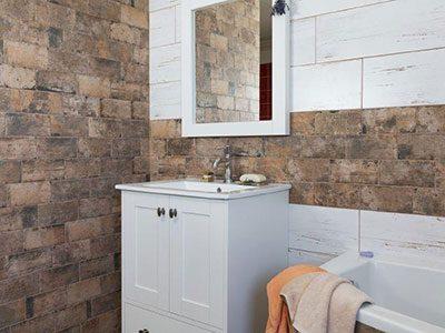 Fasádní omítky pro Vaši koupelnu od Popek koupelny