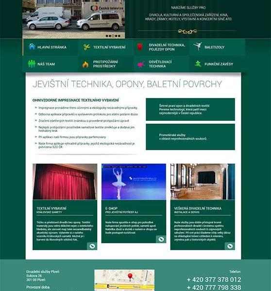 Prodej divadelní a jevištní techniky Plzeň