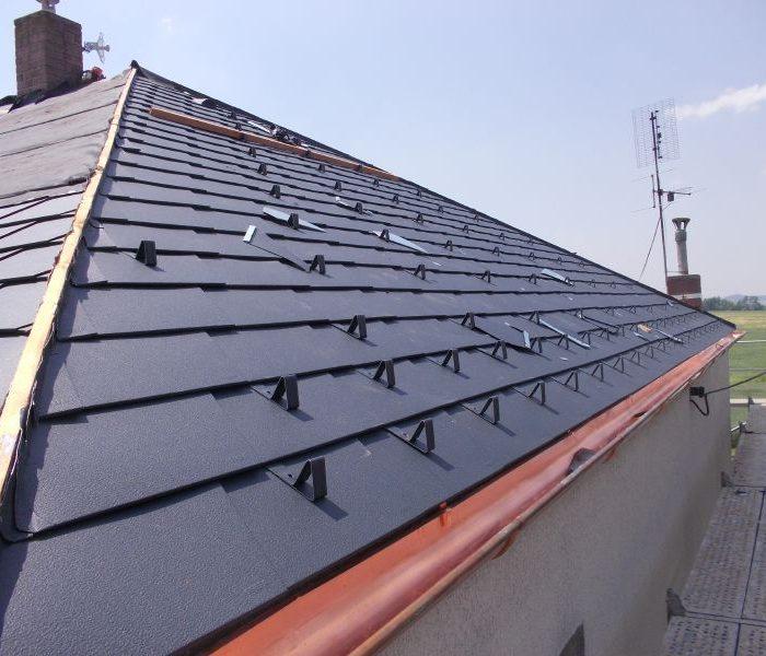 Zateplení střech - Střechy Bergl Plzeňský kraj